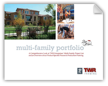 Multi family 2014 brochure