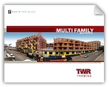 Multi family 2013 brochure
