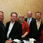 NAHB Safety Award show - Group of people.
