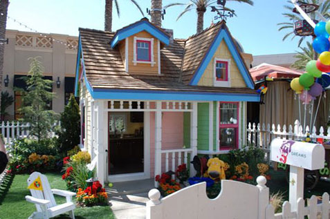 Shea Homes Playhouse