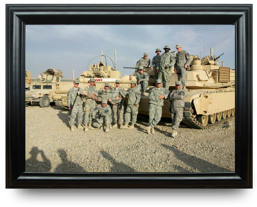 Support of our Troops became more personal for TWR owner Tom Rhodes when his son was deployed to the Middle East.