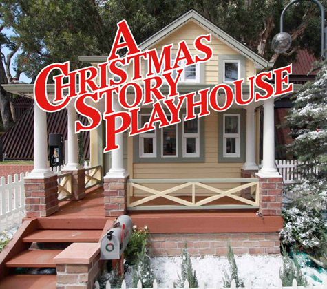 A Christmas Story Playhouse