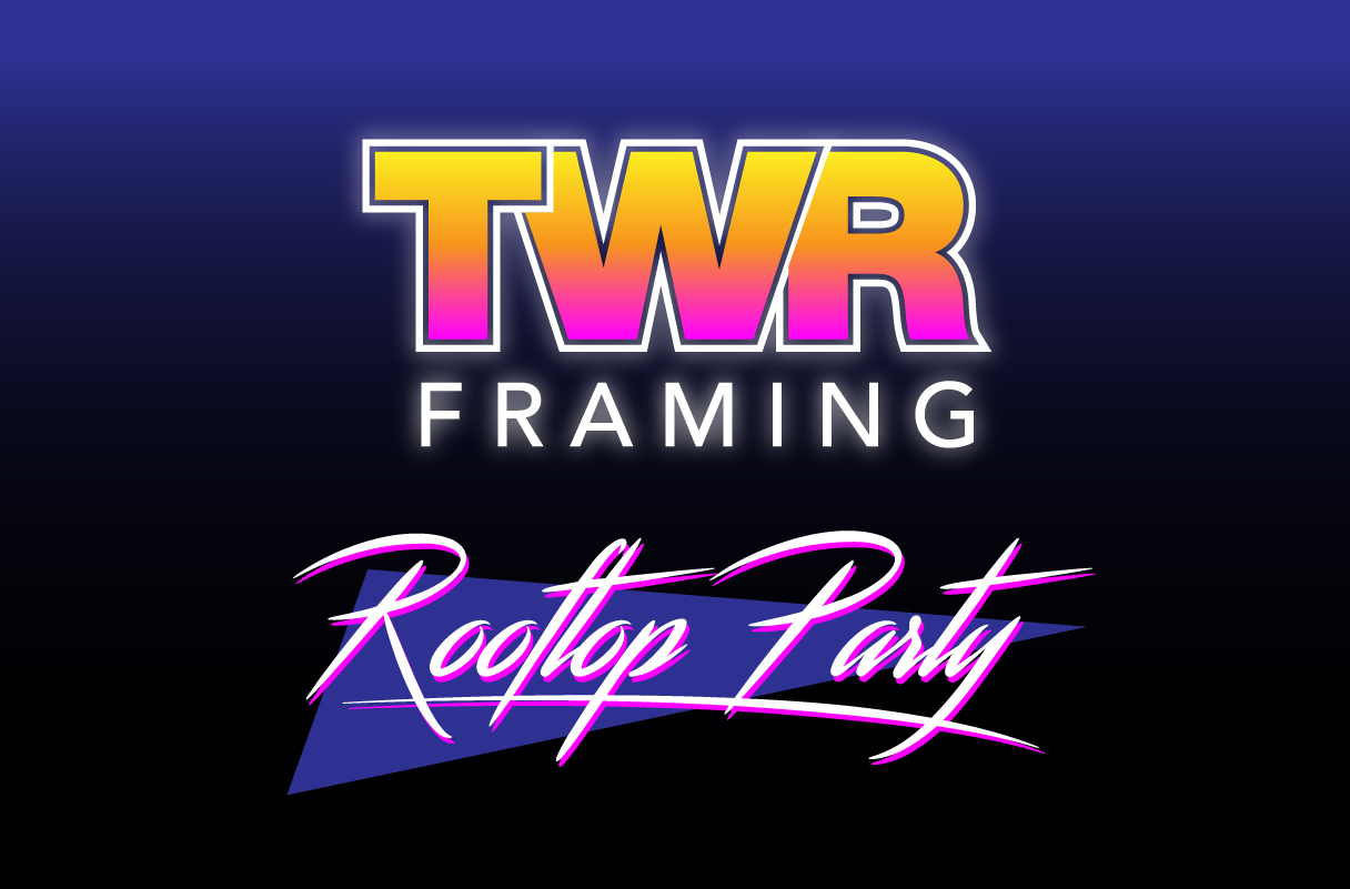 TWR Rooftop Party